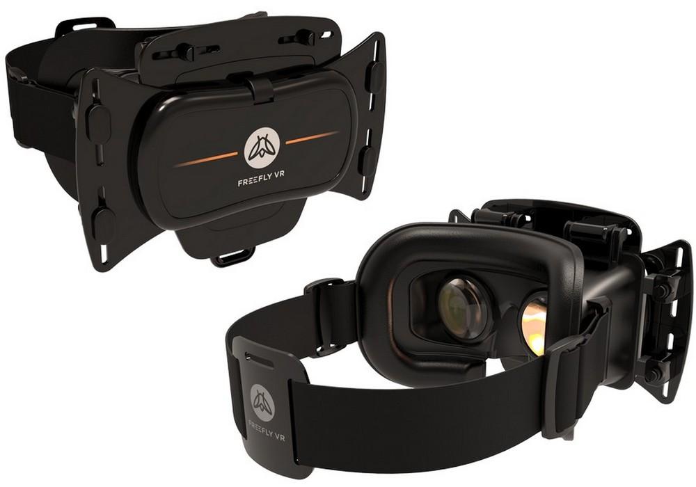 Free Fly VR - 3D virtuální brýle
